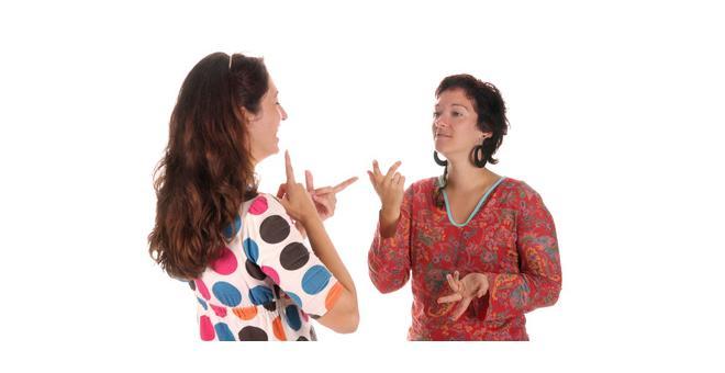 Being Bilingual Sign Language