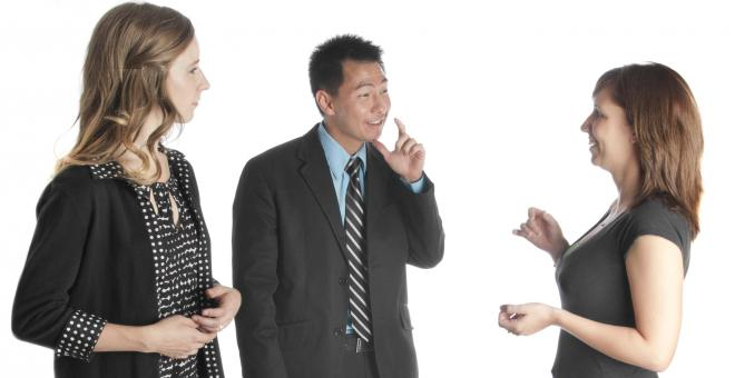 Sign Language top ten business careers