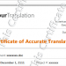 One Hour Translation Now Offers Notarized Translations and Translation Certificates in 23 Languages | One Hour Translation